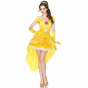 "Disney belle princess costume ""enchanted Belle"""